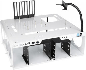 DimasTech Bench Table Easy V3.0 Milk White
