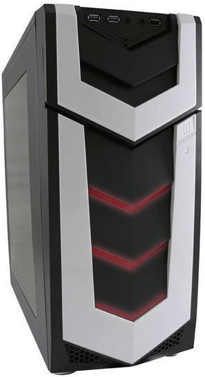 LC Power Gaming 987B - Silent Slinger
