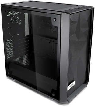 Fractal Design Meshify C Mini Dark TG