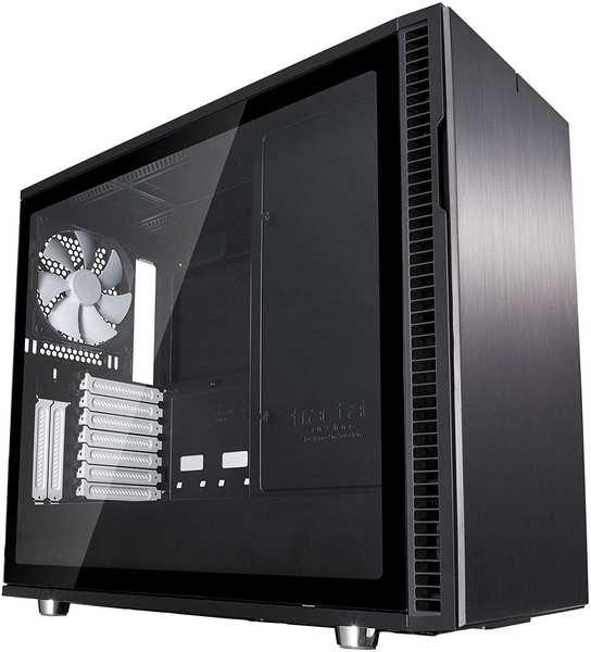 Fractal Design Define R6 schwarz TG