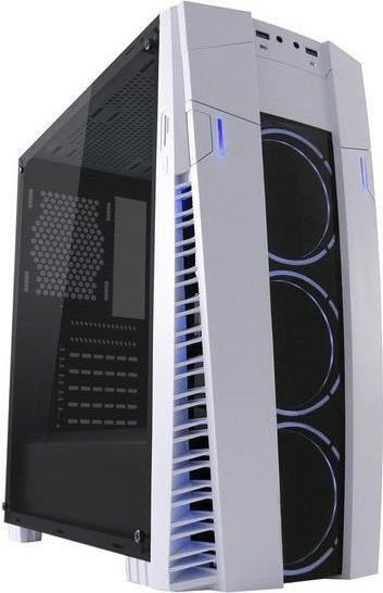 LC Power Gaming 992 Solar Flare weiß