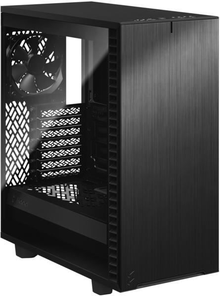 Fractal Design Define 7 Compact Light TG schwarz