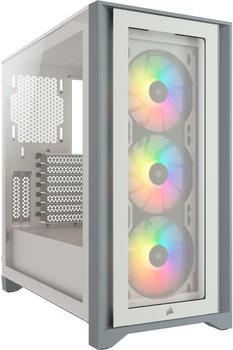 Corsair iCUE 4000X RGB weiß