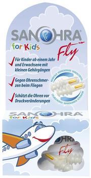 Innosan Sanohra Fly für Kinder Ohrenschutz (2 Stk.)