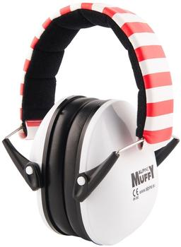 ALPINE Hearing Protection Muffy weiß