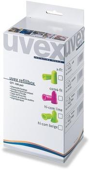 Uvex Gehörschutzstöpsel uvex x-fit R300