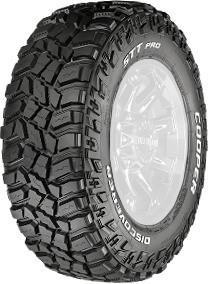 Cooper Tire Discoverer STT PRO 265/75 R16 123K