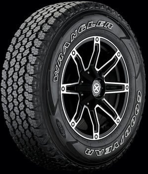 Goodyear Wrangler All-Terrain Adventure 255/70 R15 112/110T