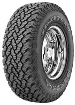 General Tire Grabber AT2 FR 285/75 R16 121/118R(122/119Q)