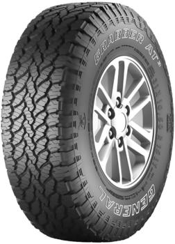 General Tire General Grabber AT3 ( LT265/60 R18 119/116S 10PR )