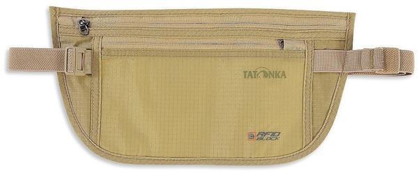 Tatonka Skin Moneybelt Int. RFID B natural