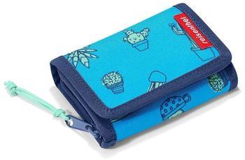 Reisenthel Wallet S Kids cactus blue