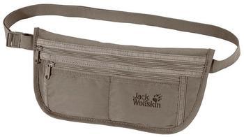 Jack Wolfskin Document Belt De Luxe silver mink
