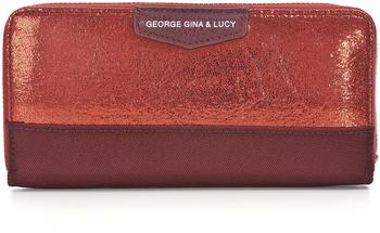 George Gina & Lucy Girlsroule red glitter mix