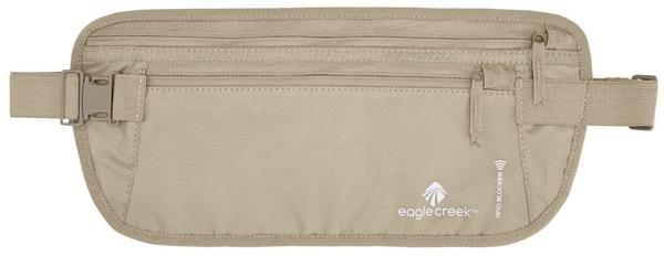 Eagle Creek Security RFID Blocker Money Belt DLX tan (EC-41176)