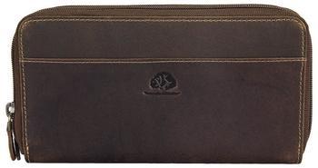 Greenburry Vintage saddle brown (1831)