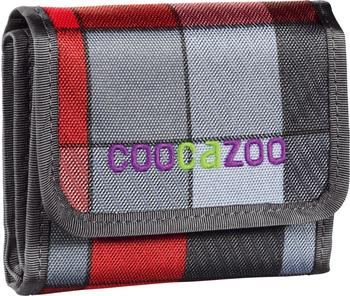 Coocazoo CashDash red disctrict