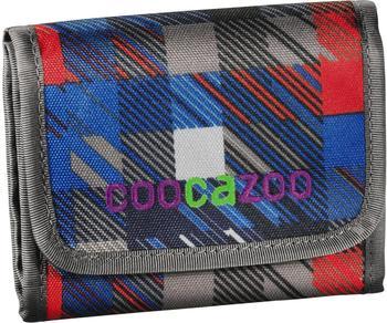 Coocazoo CashDash dope square red