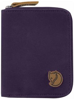 Fjällräven Zip Wallet alpine purple