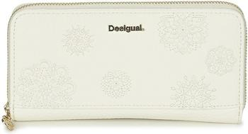 Desigual Mone Zip Around Alex blanco (72Y9EP0)