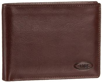 Bric's Milano Monte Rosa RFID brown (BH109203)