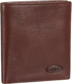 Bric's Milano Monte Rosa RFID brown (BH109205)