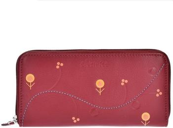 Chiemsee Spongy wine red (64096)