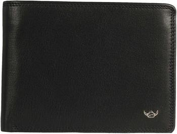 Golden Head Polo RFID black (1339-51)
