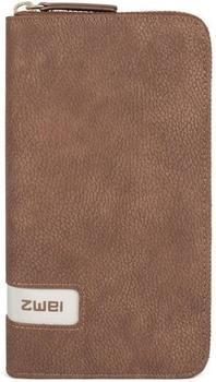 Zwei M.Wallet MW2 nubuk brown