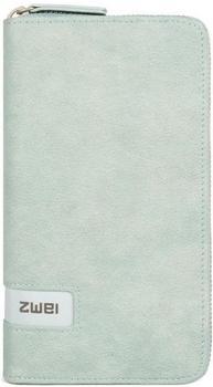 Zwei M.Wallet MW2 nubuk mint