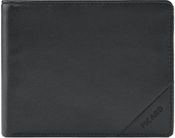 Picard Soft Safe RFID black (9125-1L8)