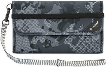 PacSafe RFIDsafe V250 grey camo