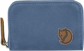 Fjällräven Zip Card Holder blue ridge