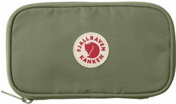 Fjällräven Kånken Travel Wallet green