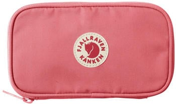 Fjällräven Kånken Travel Wallet peach pink