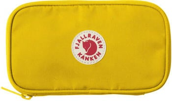 Fjällräven Kånken Travel Wallet warm yellow