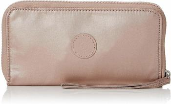 Kipling Alia metallic blush