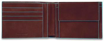 Piquadro Blue Square mahogany brown (PU257B2R)