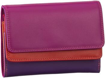 MyWalit Double Flap Wallet sangria multi (250)
