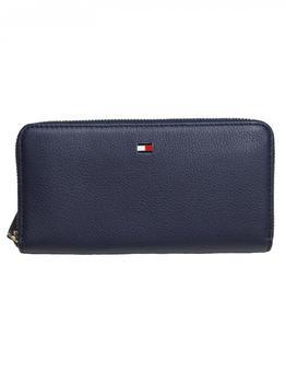 Tommy Hilfiger Basic Leather LRG ZA Wallet tommy navy (AW0AW06294)