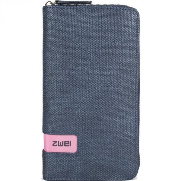 Zwei M.Wallet MW2 canvas blue