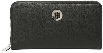 tommy-hilfiger-th-core-large-zip-wallet-black-aw0aw07117
