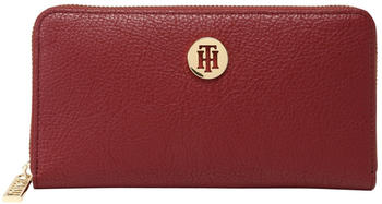 tommy-hilfiger-th-core-large-zip-wallet-cabernet-aw0aw07117