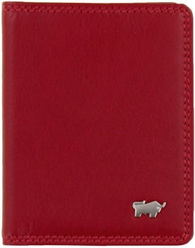 Braun Büffel Golf 2.0 Ausweisetui 4CS rot