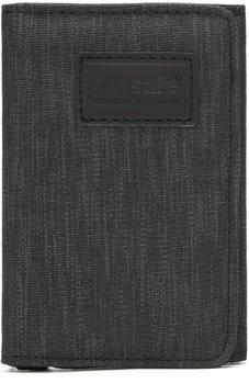 PacSafe RFIDsafe Trifold Wallet carbon (11005)