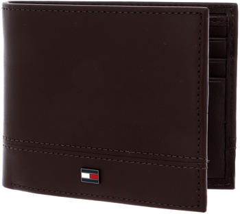 Tommy Hilfiger TH Essentials Mini CC Wallet testa di moro (AM0AM06162)