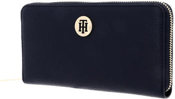 Tommy Hilfiger TH Core Large Zip Around Wallet sky captain (AW0AW08011)