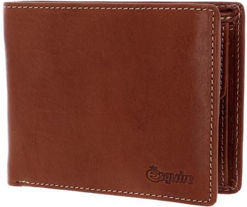 Esquire Denver RFID Billfold Wallet cognac (2235-18)