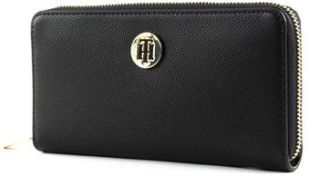 Tommy Hilfiger Honey Large Zip Around Wallet black (AW0AW08005)