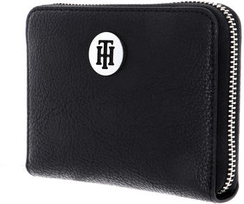 Tommy Hilfiger TH Core Medium Zip Around Wallet black (AW0AW08012)